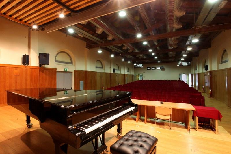 DAMSLab / Auditorium