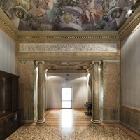 Palazzo Marescotti Brazzetti, Sala dell'alcova (ph. ©Antonio Cesari)
